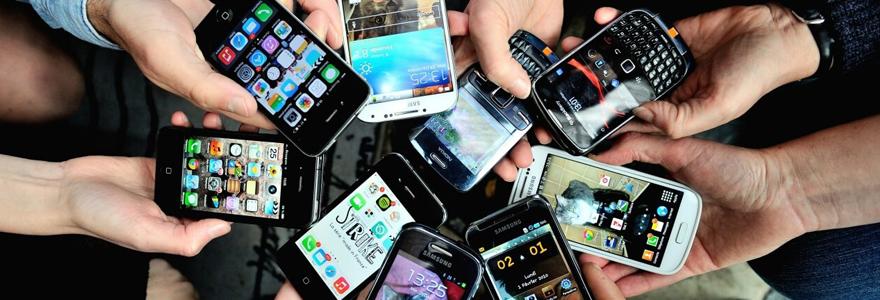 smartphones reconditionnés