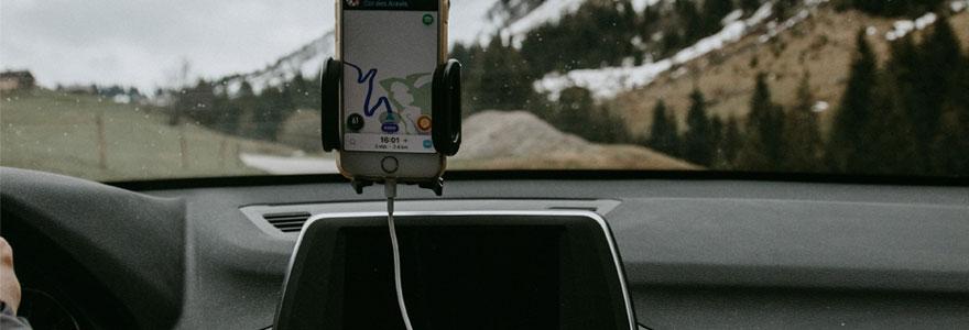 connecter son Smartphone à sa voiture